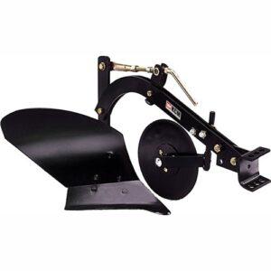 Arados para cuatriciclos, minitractores y utilitarios.